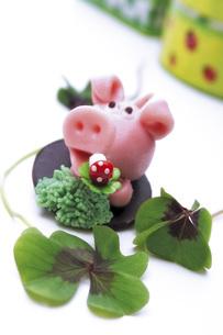 Marzipan pigの写真素材 [FYI04332919]
