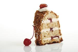 Frankfurt Crown Cake, close-upの写真素材 [FYI04333011]