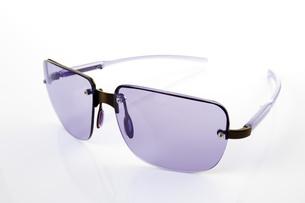 Sun glasses, close-upの写真素材 [FYI04333067]