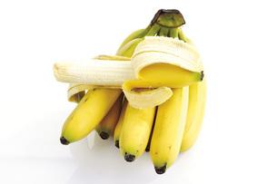 Bunch of bananasの写真素材 [FYI04333179]