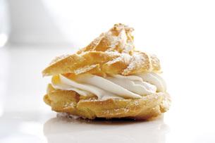 Cream puffの写真素材 [FYI04333229]
