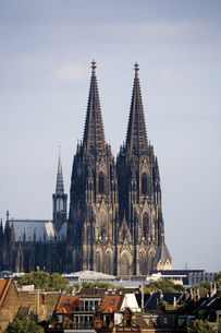 Germany,Cologne,Cathedralの写真素材 [FYI04333244]