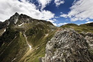 Italy, South Tyrol, Jaufenpassの写真素材 [FYI04333261]
