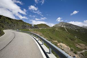 Italy, South Tyrol, Jaufenpassの写真素材 [FYI04333264]