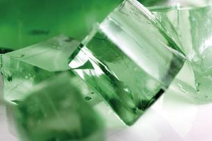 Green jellyの写真素材 [FYI04333336]