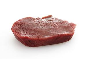 Raw steakの写真素材 [FYI04333395]