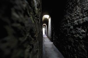 Germany, Rhineland-Palatinate, Treves, Imperial Thermal Bathの写真素材 [FYI04333479]