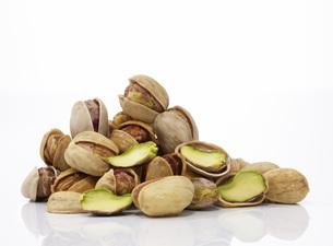 Pistachio nutsの写真素材 [FYI04334328]