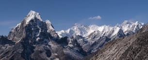 Nepal, Himalaya, Solo Khumbu, Everest region Ama Dablam, mouの写真素材 [FYI04334467]