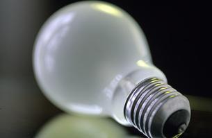 Light bulb, close upの写真素材 [FYI04334734]