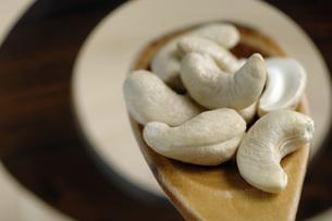 Cashew nutsの写真素材 [FYI04334881]