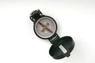 Compass, close-upの写真素材 [FYI04335005]