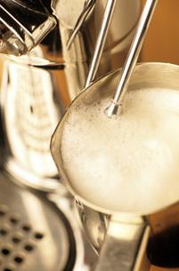 Milk frothの写真素材 [FYI04335972]