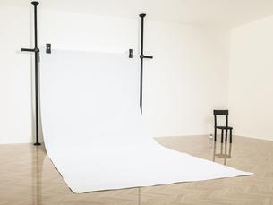 Photographic studio, infinity cove, 3D Renderingのイラスト素材 [FYI04336196]