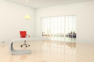 Modern office in Berlin, 3D Renderingのイラスト素材 [FYI04336200]