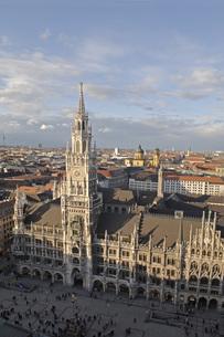 Germany, Bavaria, Munich, cityscapeの写真素材 [FYI04336258]
