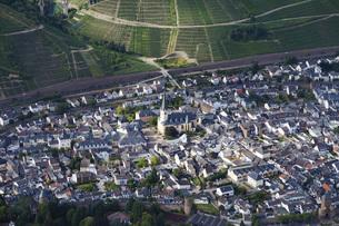 Europe, Germany, Rhineland Palatinate, View of Bad Neuenahrの写真素材 [FYI04336339]