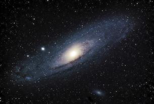 Andromeda Galaxyの写真素材 [FYI04336902]