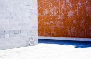 Italy, Venice, San Michele, Facadeの写真素材 [FYI04337403]