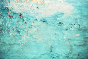 Blue grunge wall texture backgroundの写真素材 [FYI04338308]