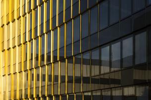 Germany, Munich, part of facade of Munich Reの写真素材 [FYI04338710]
