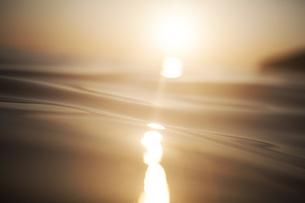 Croatia, Mediterranean Sea, ocean, wavesの写真素材 [FYI04339514]