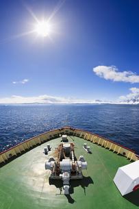 South Atlantic Ocean, Antarctica, Antarctic Peninsula, Gerlaの写真素材 [FYI04340145]