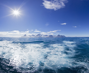 South Atlantic Ocean, United Kingdom, British Overseas Terriの写真素材 [FYI04340151]