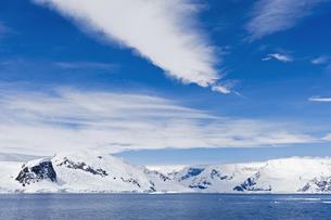 South Atlantic Ocean, Antarctica, Antarctic Peninsula, Gerlaの写真素材 [FYI04340156]