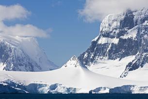 South Atlantic Ocean, Antarctica, Antarctic Peninsula, Gerlaの写真素材 [FYI04340157]
