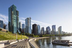 Canada, British Columbia, Vancouver,の写真素材 [FYI04340270]