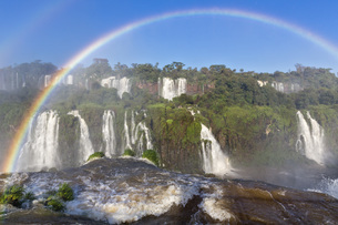 South America, Brazil, Parana, Iguazu National Park, Iguazuの写真素材 [FYI04340309]