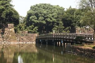 皇居・和田倉門跡の写真素材 [FYI04340497]