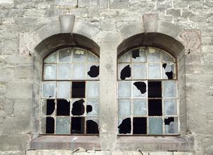 Abandoned Buildingの写真素材 [FYI04340659]
