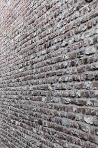 Germany, North Rhine-Westphalia, Grevenbroich, part of brickの写真素材 [FYI04341591]
