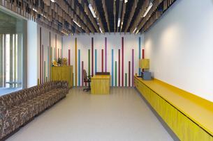 Estonia, indoor view of a newly built kindergartenの写真素材 [FYI04341820]
