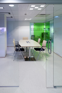 Conference room in a modern buildingの写真素材 [FYI04341847]