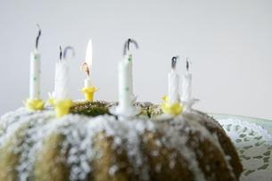 Lemon ring cakeの写真素材 [FYI04341888]
