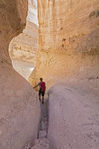 USA, New Mexico, Pajarito Plateau, Sandoval County, Kasha-Kaの写真素材 [FYI04343261]