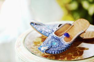 Oriental shoesの写真素材 [FYI04343485]