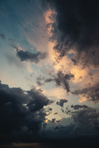 Thundercloudsの写真素材 [FYI04344048]