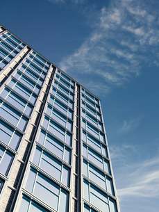 Modern facade, 3D Renderingのイラスト素材 [FYI04358203]