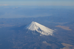 Aerial View Of Mt Fujiの写真素材 [FYI04395721]
