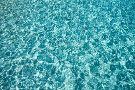Full Frame Shot Of Rippled Waterの写真素材 [FYI04399010]