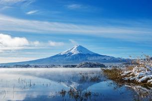Scenic View Of Mount Fujiの写真素材 [FYI04400715]