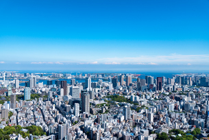 High Angle View Of Cityscapeの写真素材 [FYI04402783]