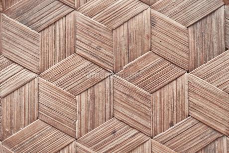 Full Frame Shot Of Wooden Floorの写真素材 [FYI04414932]
