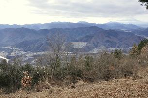 百蔵山からの展望の写真素材 [FYI04425420]