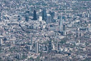 Aerial View Of Modern Buildings In Cityの写真素材 [FYI04469517]