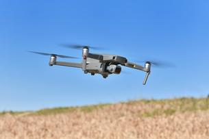 空撮専用の小型ドローンの写真素材 [FYI04473233]